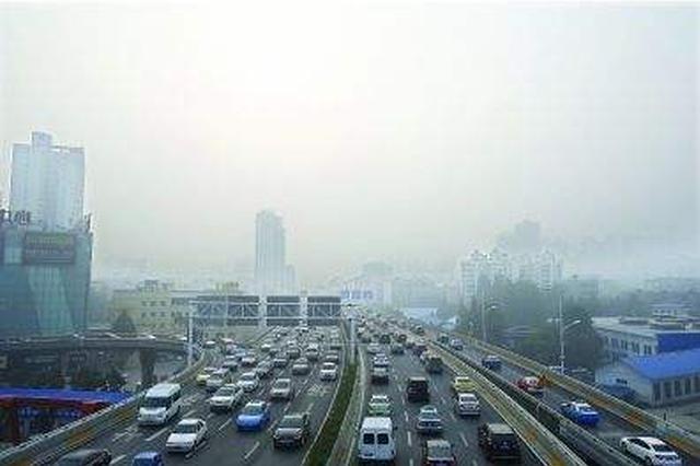 北方污染团即将过境 湖北空气质量预计10日逐渐好转