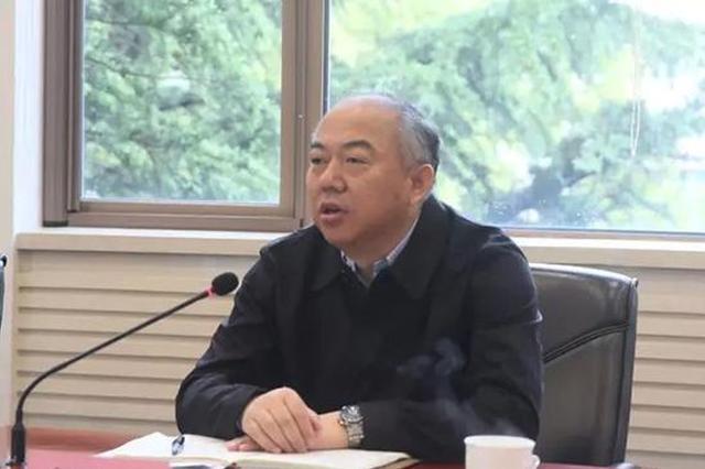 胡立山任武汉市委组织部长 曹裕江任市委政法委书记