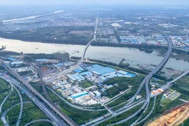 长江新城建设又有新动作 签下房产开发第一单