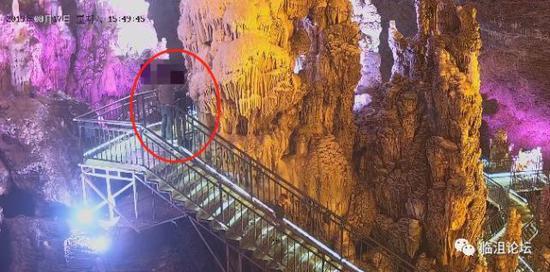 愤怒!湖北一地亿万年钟乳石遭游客掰断 警方已介入