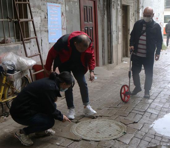 """江汉区13个老旧社区道路即将改造 """"老居民""""将住上""""新环境"""""""
