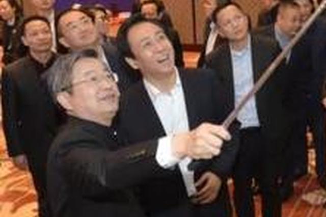 许家印受武汉市委书记邀请回汉:参与长江新城规建