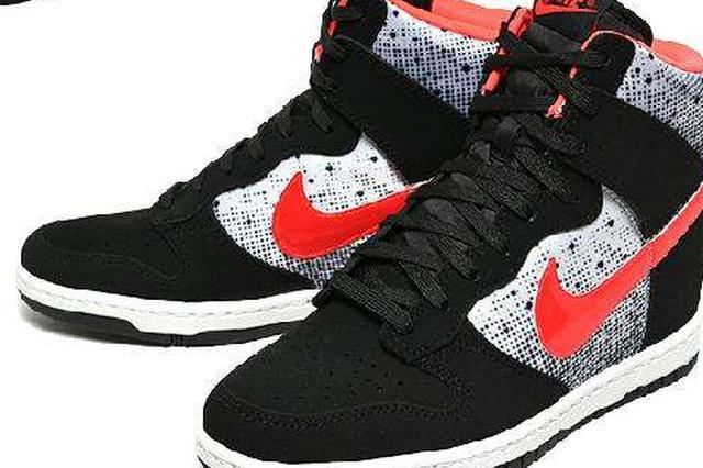 给儿子买Nike老公当场甩脸 妻子:对孩子好点过分了?