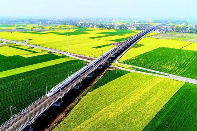 """3月30日起湖北加开""""春游列车"""" 持续到4月8日"""