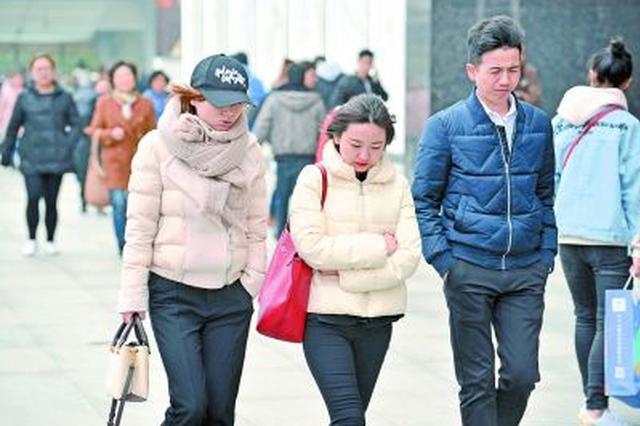 武汉将迎来降温 18日深夜至19日清晨最低温降至3℃