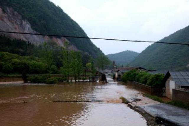 湖北等南方5省市遭受洪涝风雹灾害5.9万人受灾