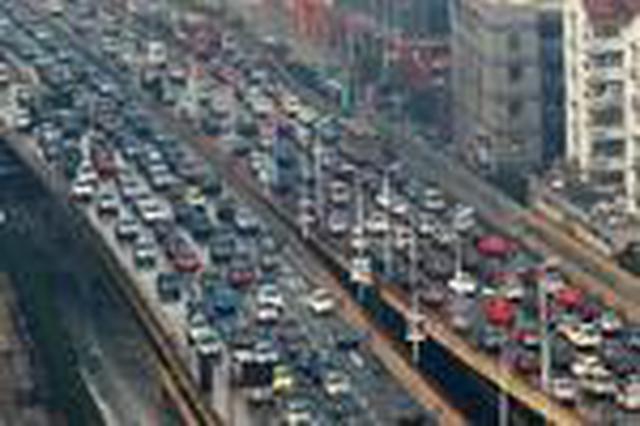 上周武汉日均车速环比提升 本周通行保持平稳