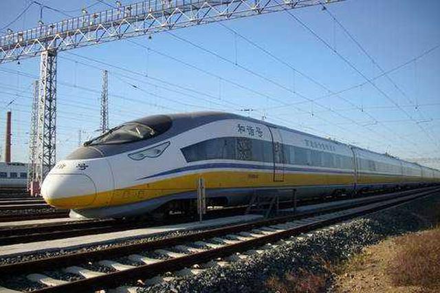 武汉至十堰高铁明年通车 目前工程量已完成86%