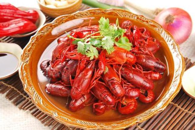 天气渐热龙虾季来临 吃虾狂潮带动辣椒销量猛增
