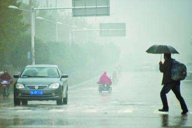 湖北中西部地区普降暴雨 宜昌恩施8县市受灾