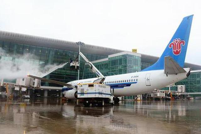 母亲节临近鲜花市场火爆 日均3吨鲜花乘飞机抵汉