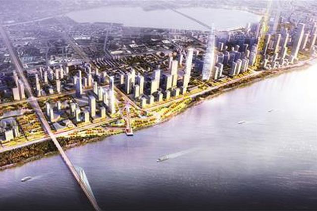 武九铁路北环线正式启动搬迁 这六个区段未来成亮点