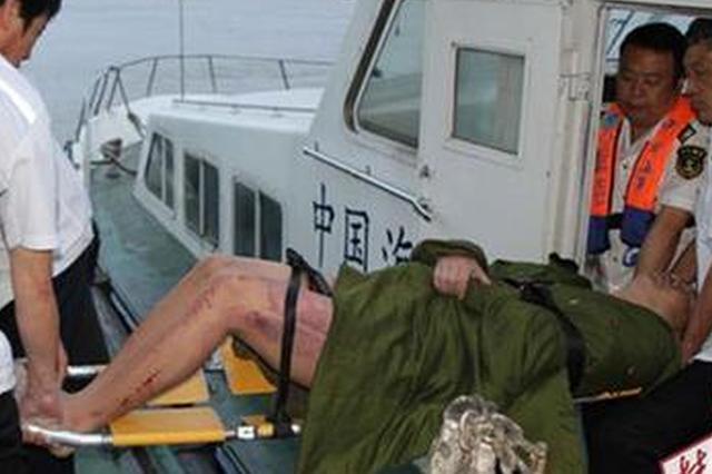 男子从武汉长江大桥跳下轻生 漂流27公里奇迹生还