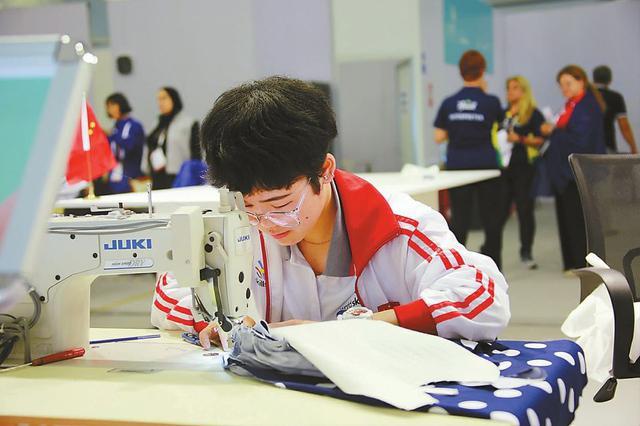 世界技能大赛全国选拔赛:湖北省17名选手进入国家队