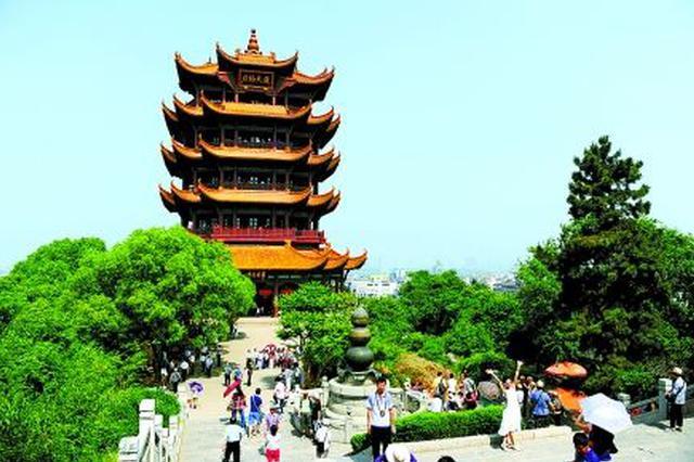 端午节遇上父亲节 武汉重点景区迎客38.61万人次