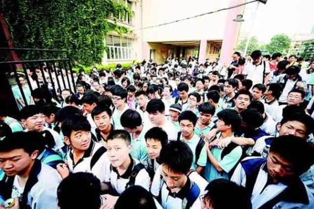 武汉6.3万名中考生19日看考点 几大事项请注意