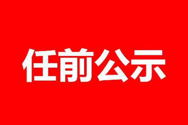 湖北一批干部任前公示 涉及宜昌、咸宁等地