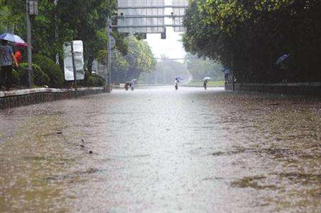 湖北入梅后迎首轮强降雨 全省超10万人受灾