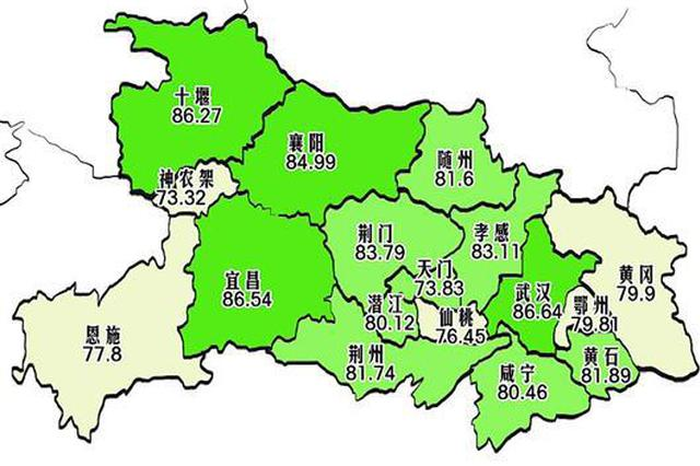 湖北制造业质量竞争力排名出炉 武汉宜昌十堰位列前三