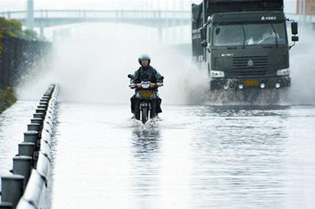 """湖北再度被强降雨""""掌控"""" 该天气将持续一周"""