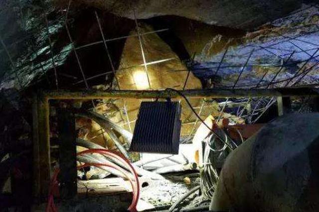 突发!湖北广水一在建隧洞发生事故 6人被困