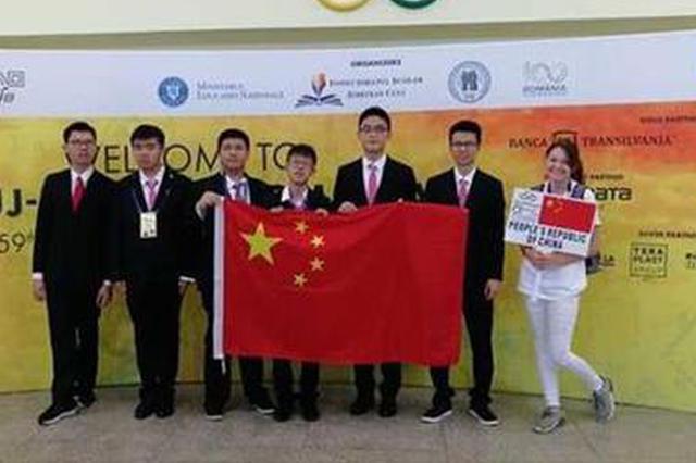 华师一附中高三学生摘得国际奥数银牌 已被报送清华