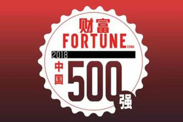 2018《财富》中国500强排行榜揭晓 湖北12家企业上榜