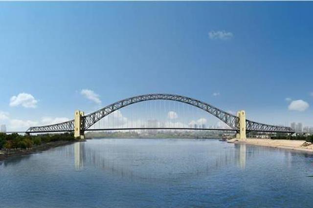 江汉七桥首个墩柱浇筑完成 将缓解过汉江压力