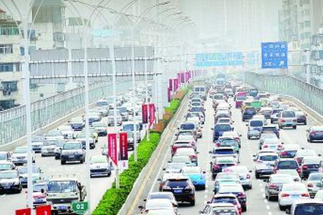 武汉第二季度拥堵排名上升 全国百城排第35