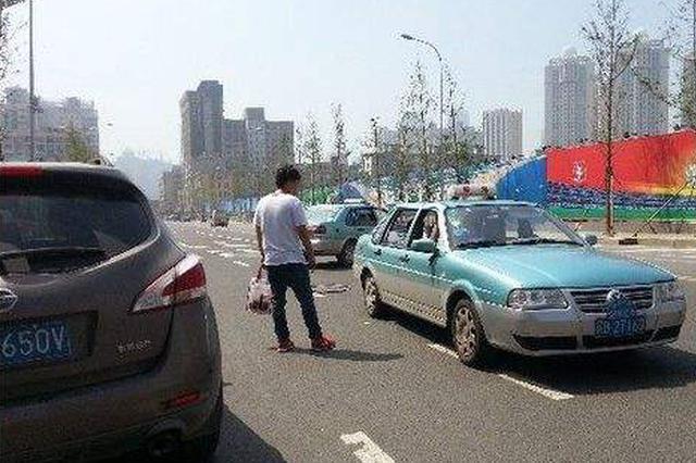 武汉打击出租车违规运营 共查处典型案例178起