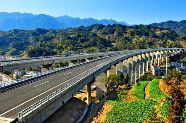 湖北下半年将开建8条高速公路 在建高速达37条