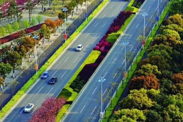 武汉黄家湖大道跨青菱河桥贯通 8月底具备开通条件