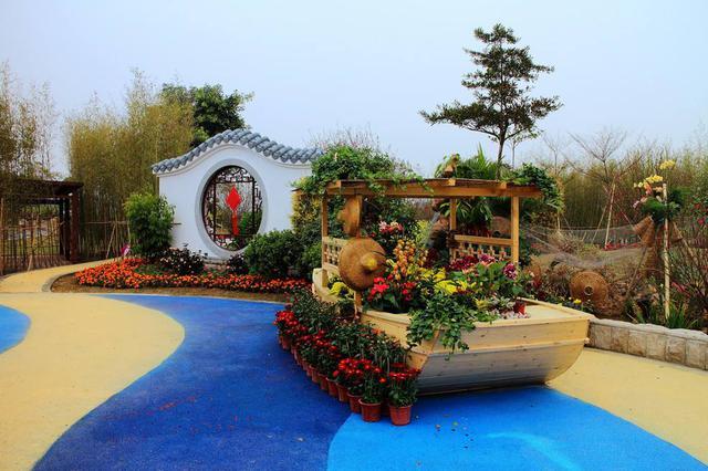 湖北省第二届园林博览会明年9月试开园