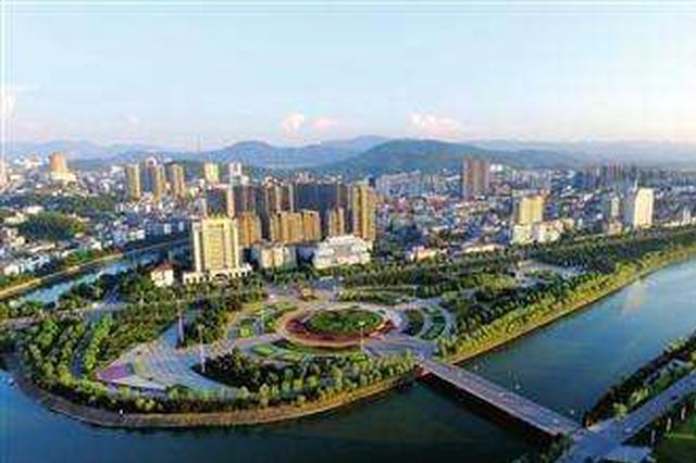 生态环境部通报7月城市空气质量 咸宁排全国第12位