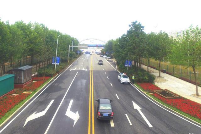 武汉四大城建工程开工 道路微改造提升出行舒适感