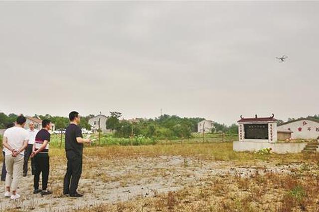黄陂两处烈士墓园出现大量垃圾 整改后焕然一新