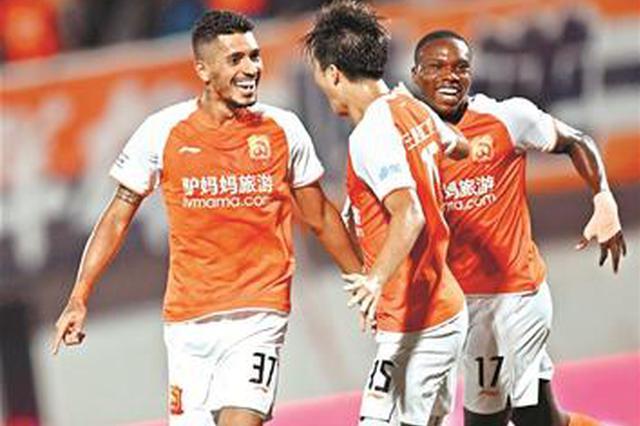 武汉卓尔主场1-0浙江绿城 领先第二名8分冲超基本稳了