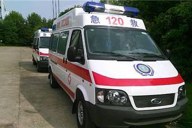 武汉男子家距医院不到1公里 救护车按10公里收费