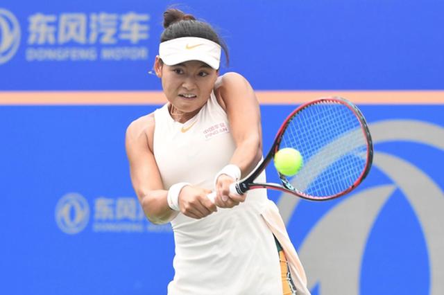 武网资格赛精彩对决轮番上演 三名中国金花昂首晋级