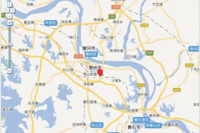 今日凌晨湖北一地发生地震 多人表示有明显震感