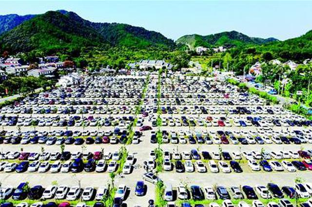 湖北5A景区昨迎客41万人次 旅游接待高位运行