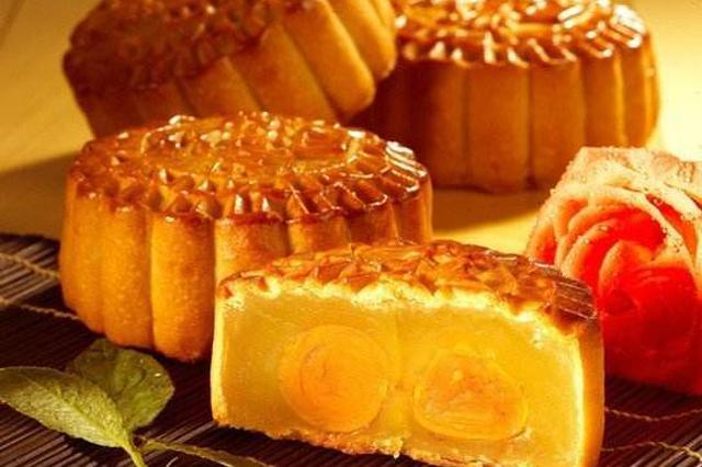网购月饼排行榜中湖北位居全国第9 销量为去年3.2倍