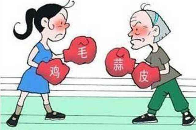 黄陂93岁太婆离家出走荒山遇险 民警搜救将老人找回
