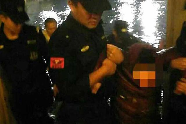 利川教师助民警救下轻生女不留名 民警发朋友圈寻人