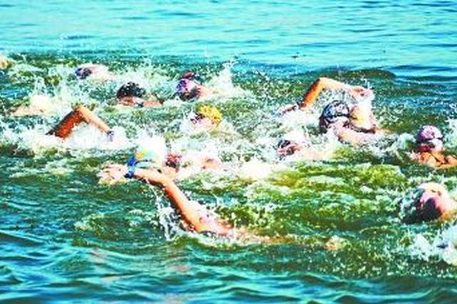 第二届武汉水上马拉松20日举行 冠军将获1万美元