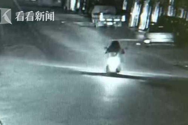 黄冈单身女性遭不明液体袭击 还被抢走贴身财物