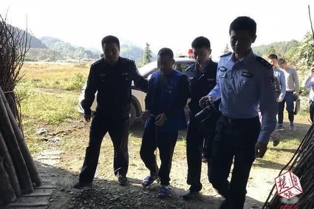 湖北男子用柴棒杀死未婚妻 潜逃17年后落网