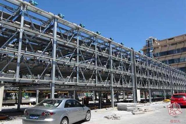 武昌今年新建2017个停车泊位 主要分布在这些区域