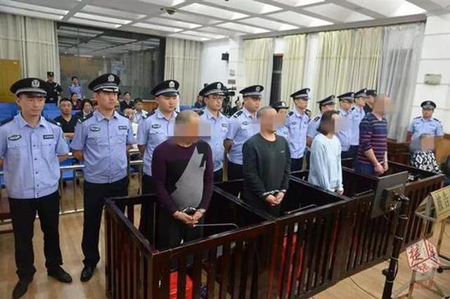 巴东一恶势力团伙被摧毁 主犯谭兵波一审获刑七年
