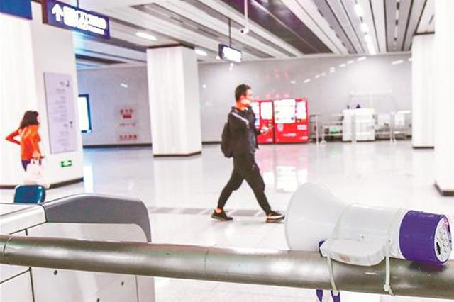 武汉地铁7号线换乘体验:徐家棚400米换乘用了18分钟